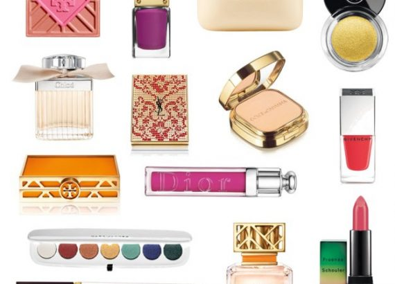 Several High-end Beauty Products
